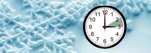 Attention samedi changement d heure libourne gym - Changement heure d hiver 2017 ...